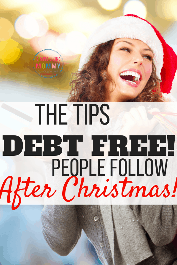 The goldmine to frugal living all year happens the day AFTER Christmas and most people miss out! These are the things you MUST buy right after Christmas or you'll regret it all year!