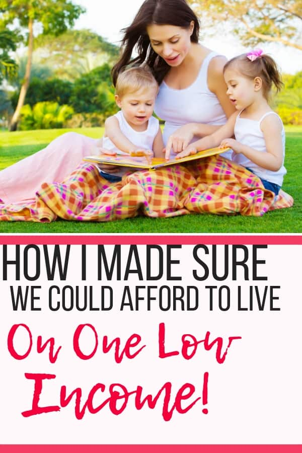 Want to stay home with your kids but can't afford it? These sacrifices will get you on the right financial path to quit your job and stay home with your kids.