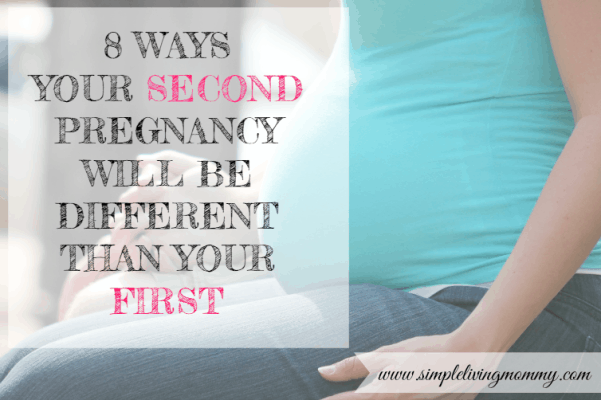 8 ways your second pregnancy will be different than your first