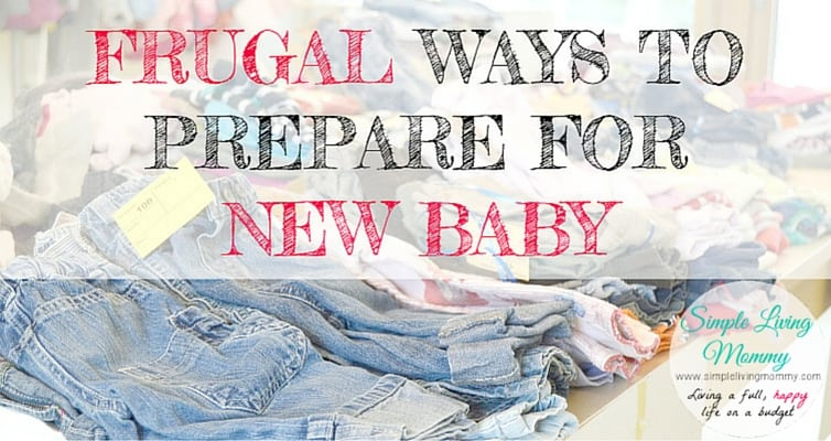 Finding out you're expecting should be an exciting time.  This mom gives amazing advice to help you save money on all the necessities your new baby will need.  These tips saved me so much money!