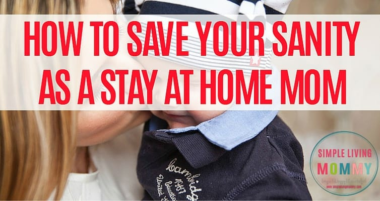 Are you leaving your job to stay home with your kids? This mom describes the steps she took to save her sanity and overcome the baby blues after becoming a stay at home mom. I needed to hear this!