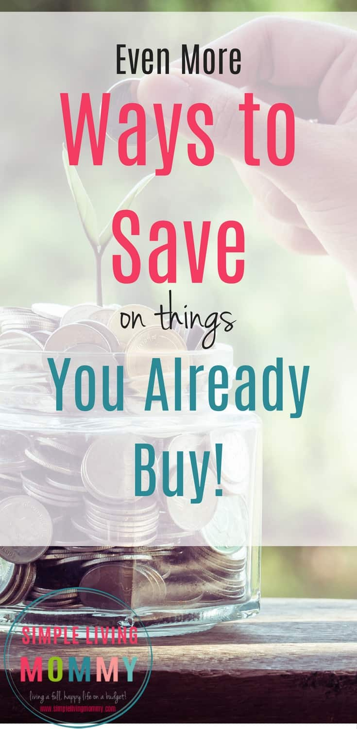 Feel like you've already cut your spending but looking for more ways to save money? Give these frugal living tips a try! I LOVE the tip about prescriptions!