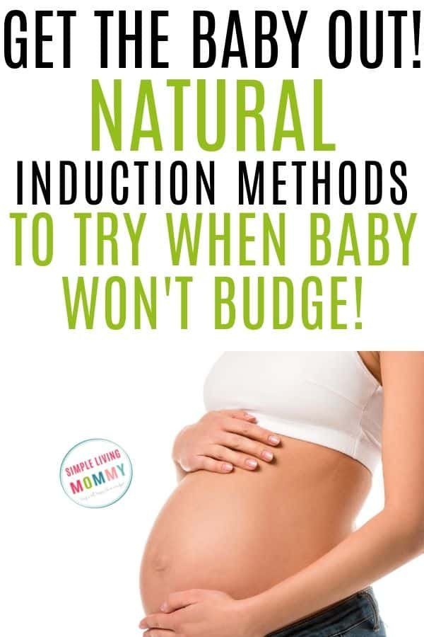 how to naturally start contractions