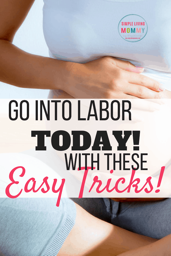 Naturally induce labor - When you're at the end of your pregnancy, there are some techniques you can try to naturally start labor to avoid induction.