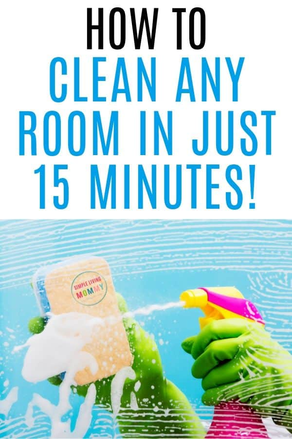 speed cleaning hacks