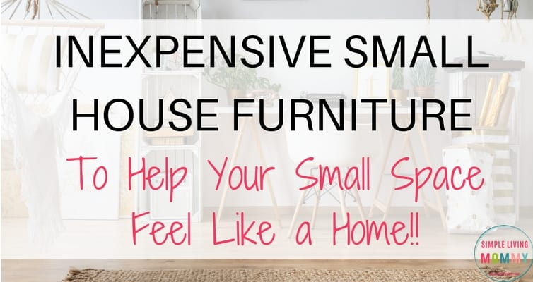 small house furniture