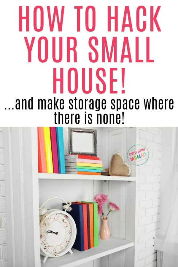 small house storage