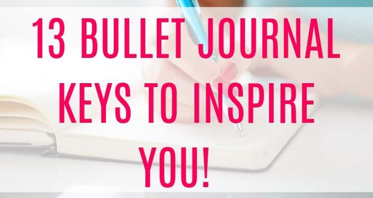 girl bullet journaling