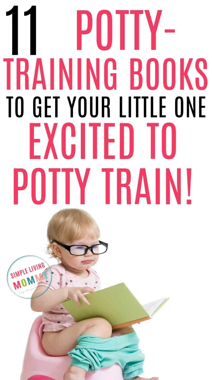 potty training books for girls