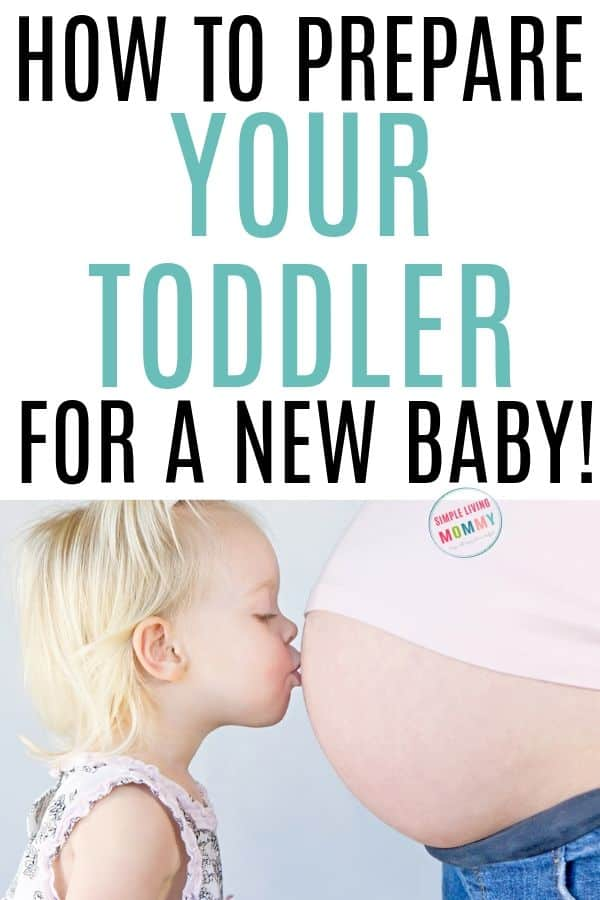 Having a second baby with a toddler