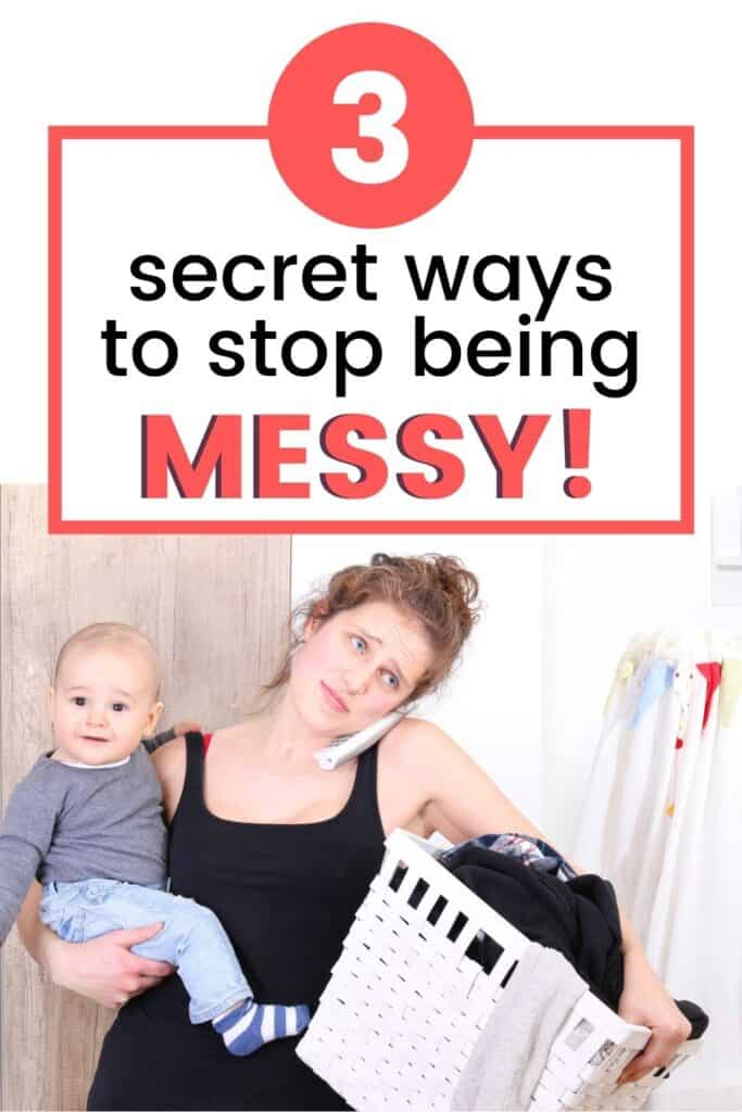 messy person psychology