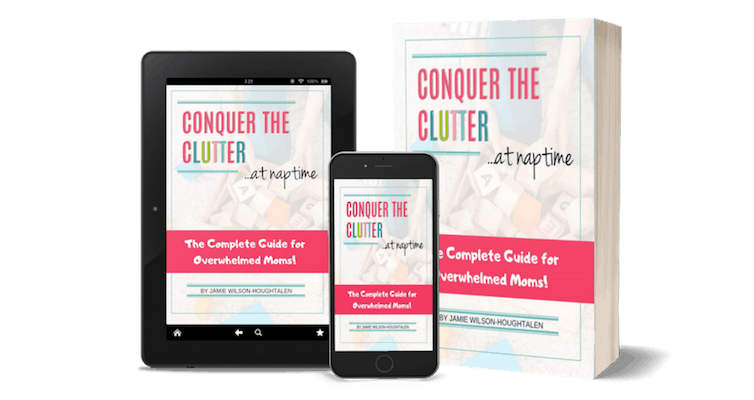 Conquer The Clutter Ebook